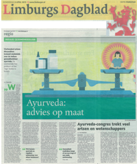 Article Limburgs Dagblad
